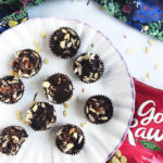 no bake nut free chocolate crunch cups