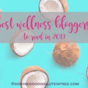 Best Wellness Blogs of 2019!