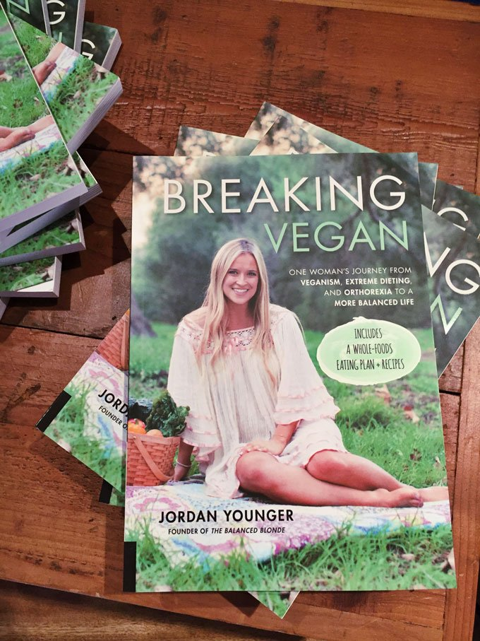 Breaking Vegan