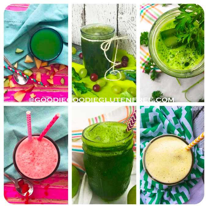 blender juices collage rosenthal