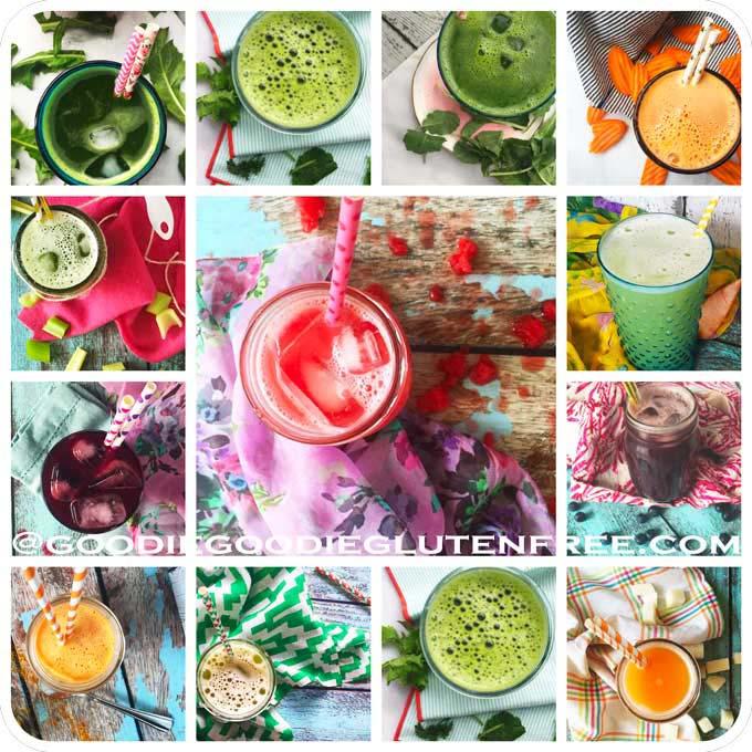 blender juices recipe collage rosenthal