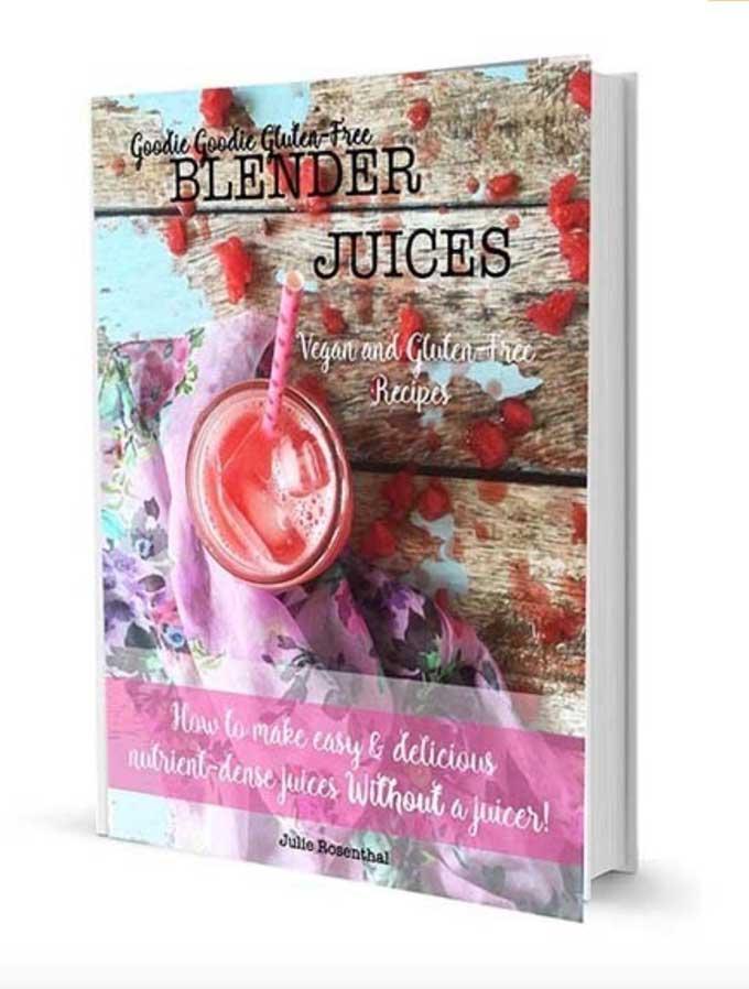 BLENDER JUICES VEGAN JUICING EBOOK