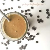 Peanut Butter Smoothie with Benefits